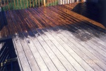 Deck Staining & Painting